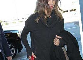 If Jessica Alba Isn't Ashamed To Flaunt Her Spanx In Public, You Shouldn't Be Either
