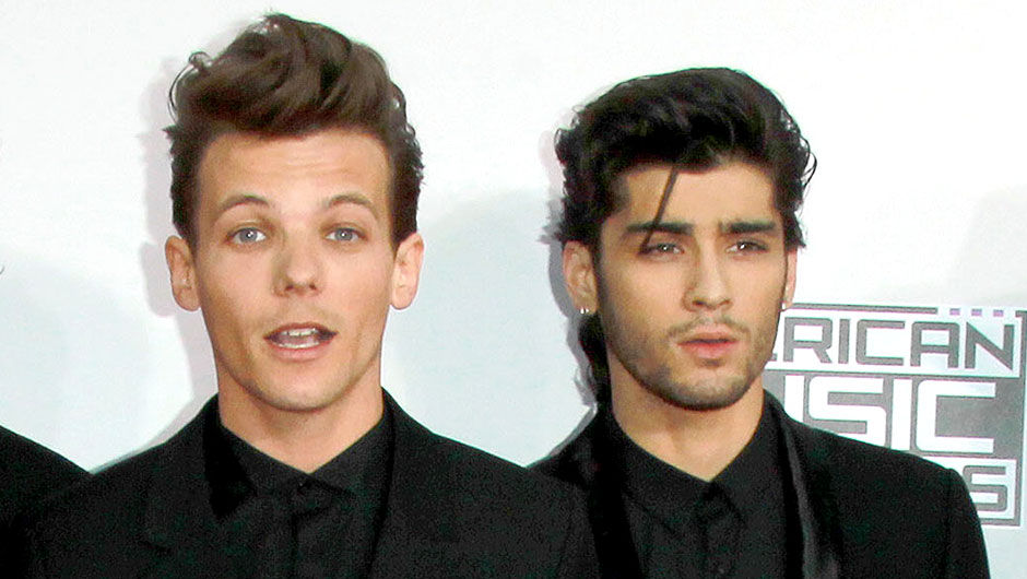 Feud Between Zayn Malik And Louis Tomlinson