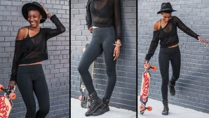 These Dear Kate Leggings Were Designed To Be Worn Without Undies And Yes, They're Amazing