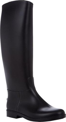 Best Rain Boots | Stylish Black Rain Boots