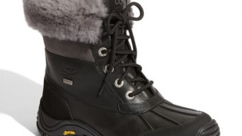 Cutest Snow Boots