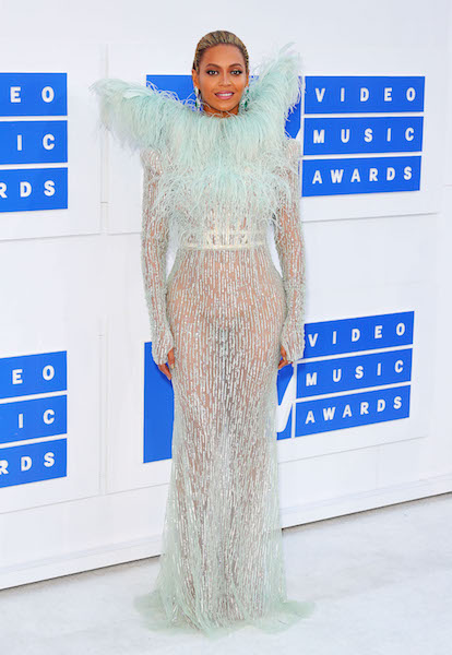 Beyoncé to be the best dressed on the 2016 MTV VMA's red carpet