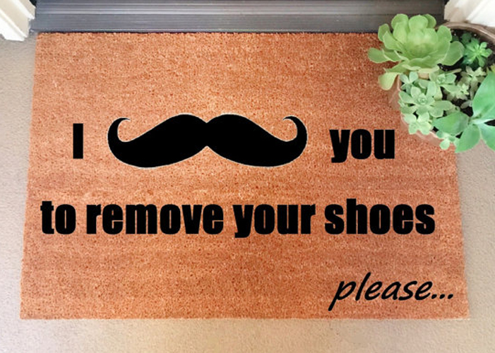 Gallery For Funny Welcome Mat