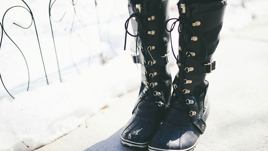 Cutest Snow Boots | Chic Snow Boots