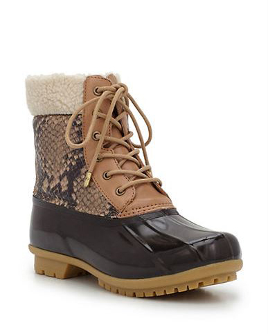 Cutest Snow Boots Chic Snow Boots