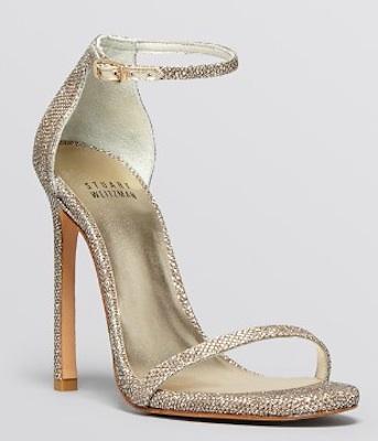 High Nudist Lively Heel Sandal SandalsStuart Blake Weitzman Y6fy7bgvI