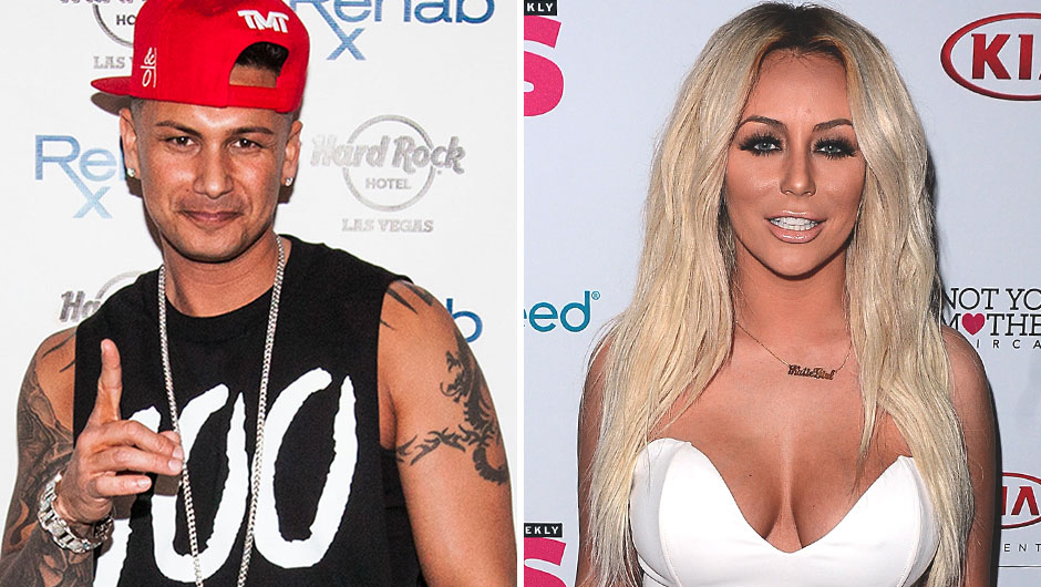 DJ Pauly D And Aubrey O'Day Are Dating