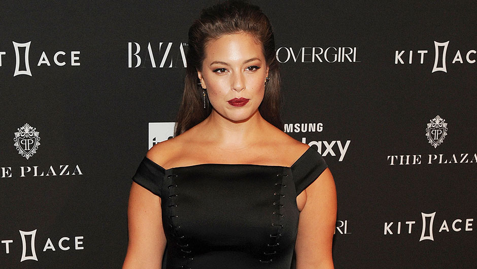 ed6690ede7 Plus-size model Ashley Graham just announced that she will be featured in  the Sports Illustrated swimsuit issue for the first time!