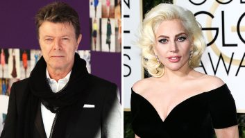 Lady Gaga Will Perform A David Bowie Tribute At The 2016 Grammys