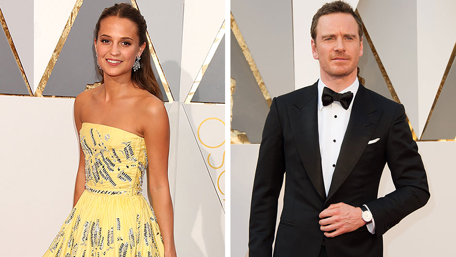 Alicia Vikander Is Dating Michael Fassbender
