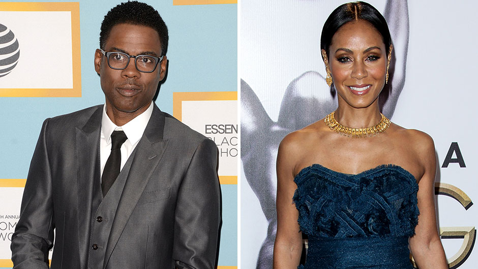 Chris Rock Blasts Jada Pinkett Smith During His Oscars 2016