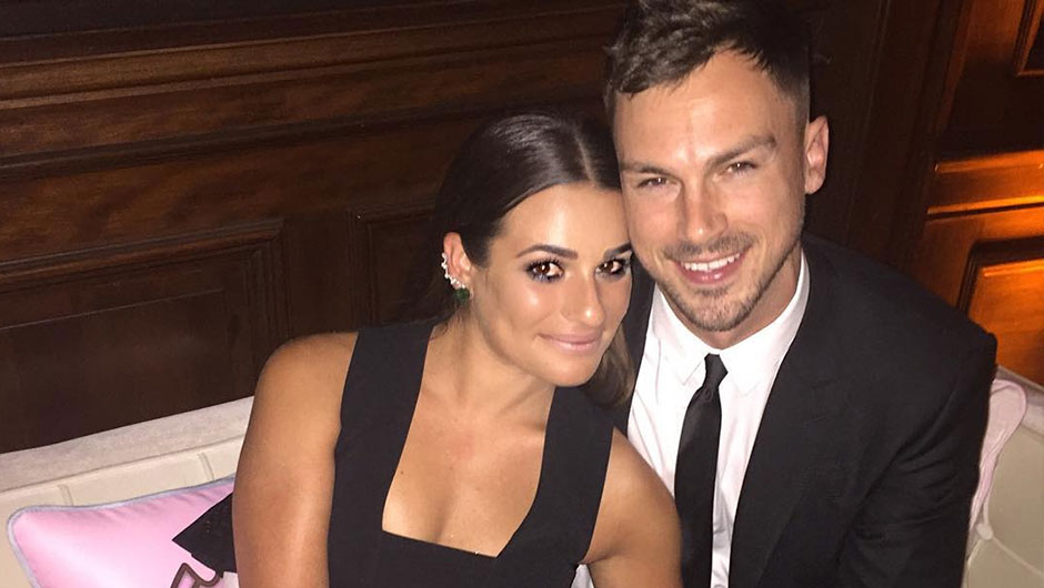 Lea Michele and Matthew Paetz have broken up