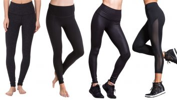 Workout Leggings That Have The Best Tummy Control