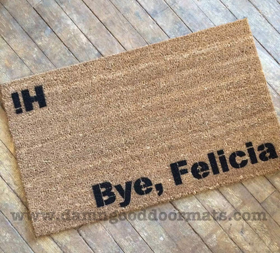 Cute doormats fun welcome mats funny doormats - Novelty welcome mats ...