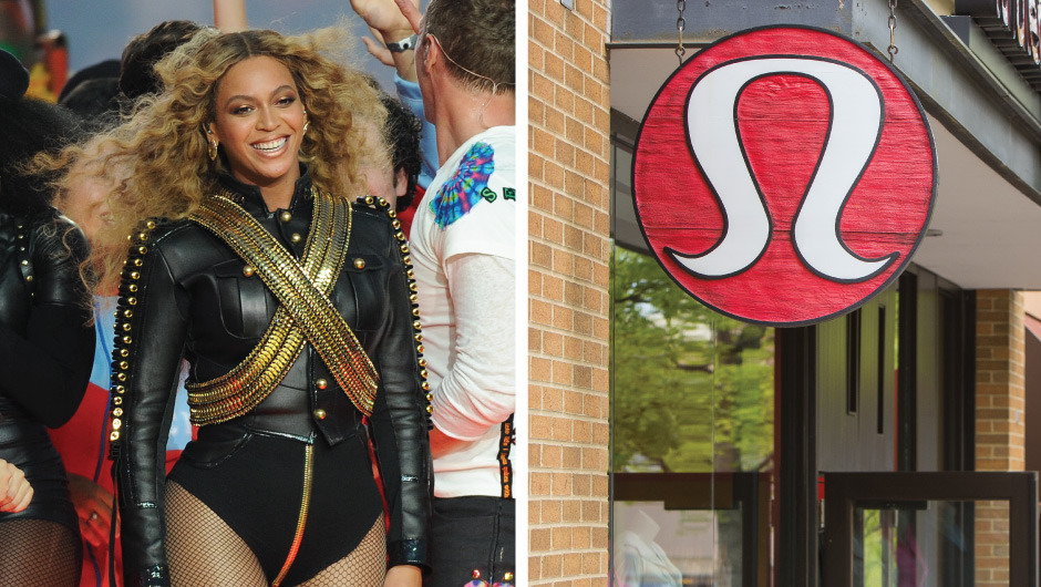 Lululemon Started A Twitter Feud With Beyonce's Fans
