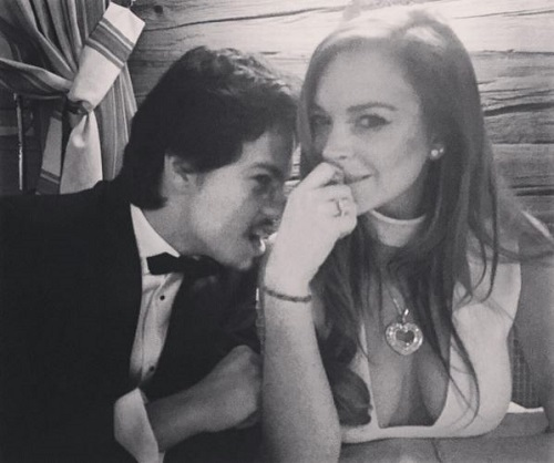 Lindsay Lohan Is Dating Russian Businessman Egor Tarabasov