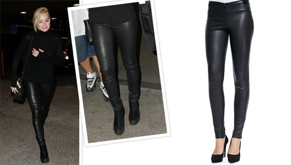 Celebrity Leggings | Best Black Leggings