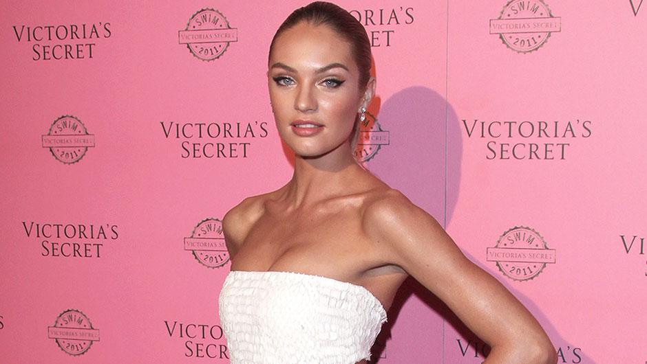 The Victoria's Secret Angel Candice Swanepoel