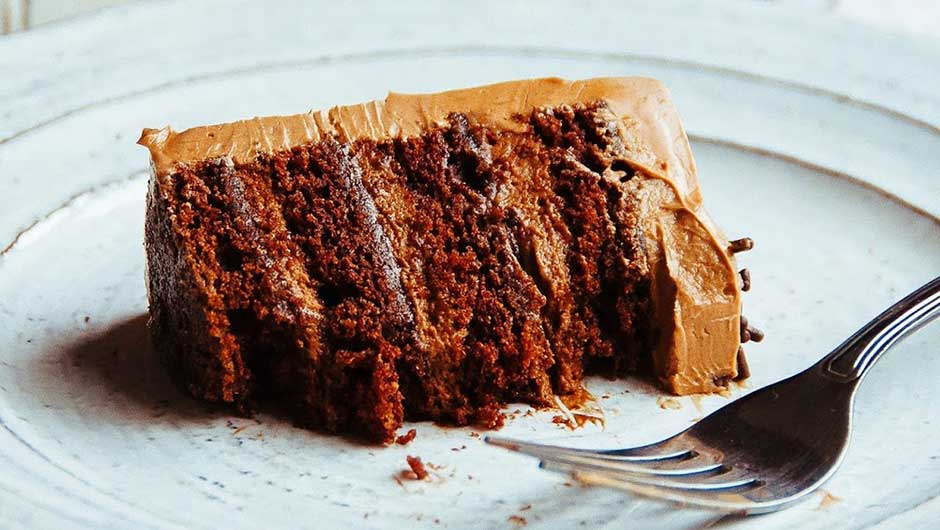 You Should Be Eating Chocolate Cake For Breakfast — Yes, REALLY!