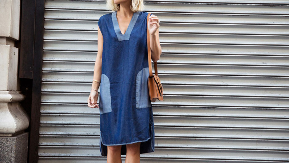 If you don t own a denim dress 075e2c7d3