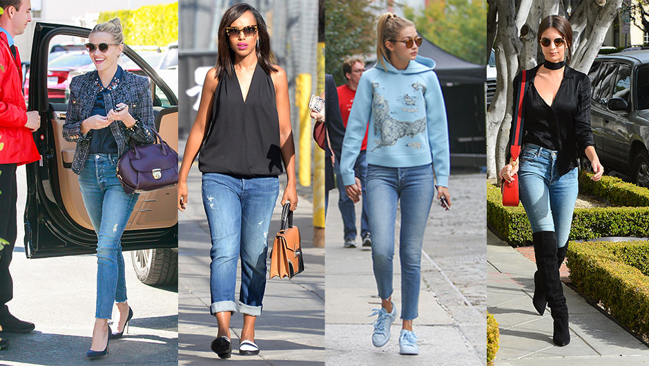 c7ad685c1f9 Celebs Mother Jeans