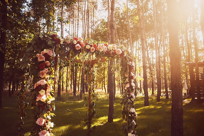 How To Plan An Outdoor Wedding 10 Planning Mistakes: How To Plan A Rural Wedding