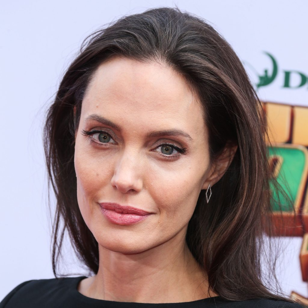 HOLLYWOOD, LOS ANGELES, CA, USA - JANUARY 16: Actress Angelina Jolie Pitt arrives at the World Premiere Of DreamWorks Animation And Twentieth Century Fox's 'Kung Fu Panda 3' held at the TCL Chinese Theatre IMAX on January 16, 2016 in Hollywood, Los Angeles, California, United States. (Photo by Xavier Collin/Image Press/Splash News) Pictured: Angelina Jolie Pitt Ref: SPL1210270 160116 Picture by: Xavier Collin/Image Press/Splash Splash News and Pictures Los Angeles:310-821-2666 New York: 212-619-2666 London: 870-934-2666 photodesk@splashnews.com