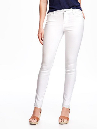 best white jeans, spill resistant white jeans