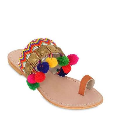 Pom Sandals Spring 2016 Sandal Trends