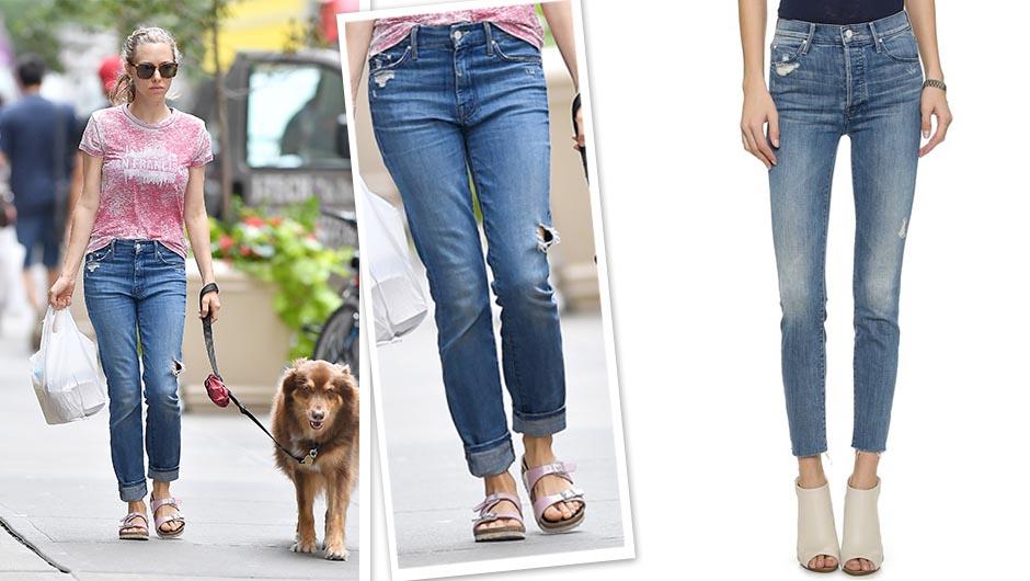 amanda seyfried mother jeans