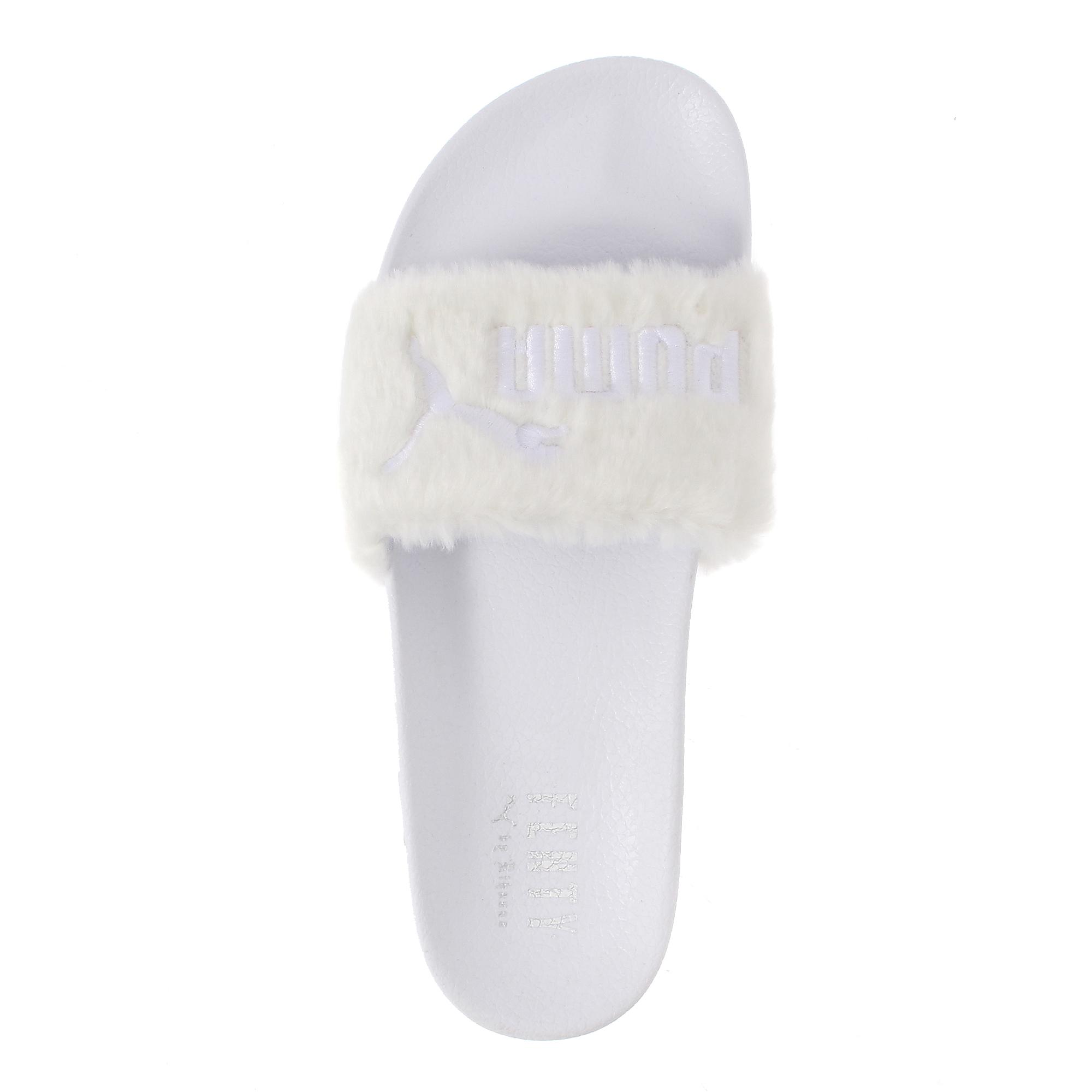 the best attitude 116fe 29c67 Rihanna Puma Fur Slides | Rihanna Puma Fur Sandals | PUMA ...