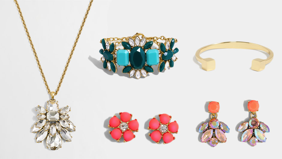 Drop Everything J Crew S Cult Jewelry Is On For Just 9 Springstockup