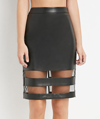 best leather skirts leather skirt roundup