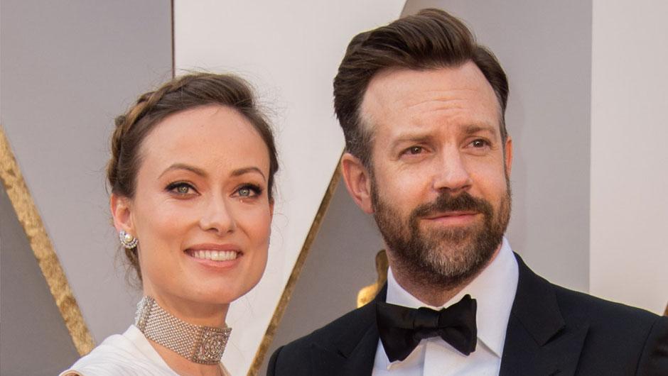 A Beautiful Couple Jason Sudeikis and Olivia Wilde