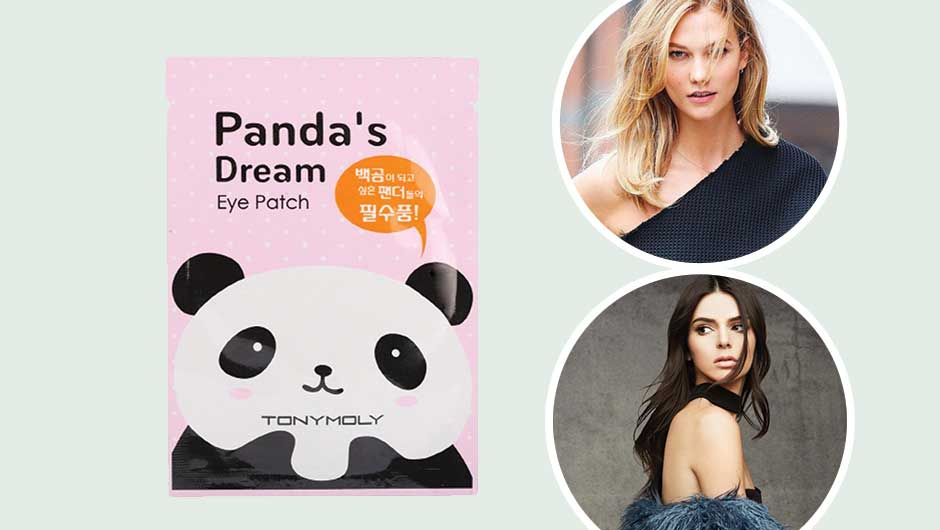 Panda's Dream Eye Mask