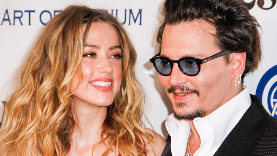 Ambe Heard And Johnny Depp Divorce