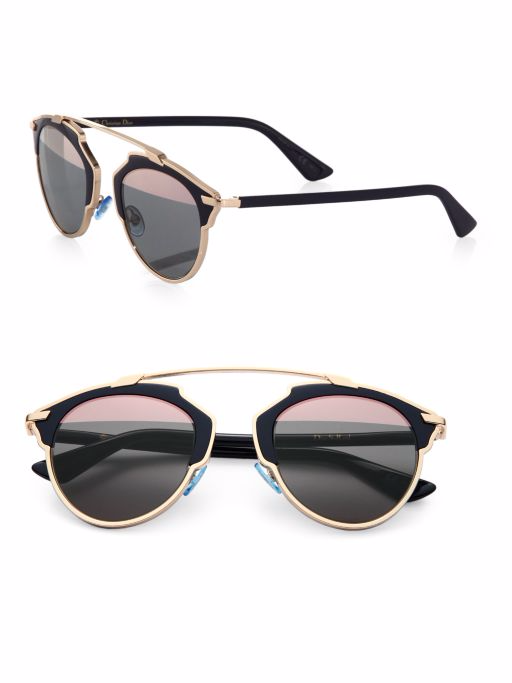 43f37c919be4 Can you tell which sunglasses are Dior and which are Free People? Click  below to find out!