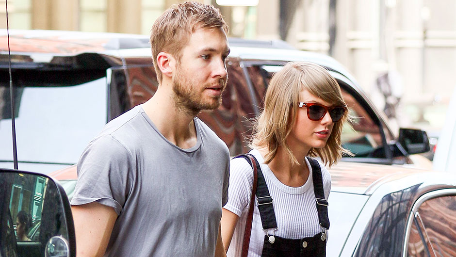 Taylor Swift and Calvin Harris have broken up