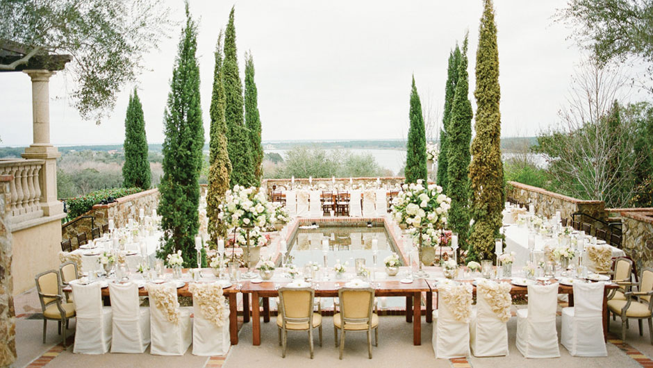 11 Over-The-Top Celebrity Wedding Ideas That Will Wow