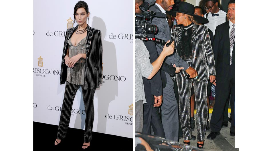 Who Wore It Better? Celebrities In The Exact Same Outfits