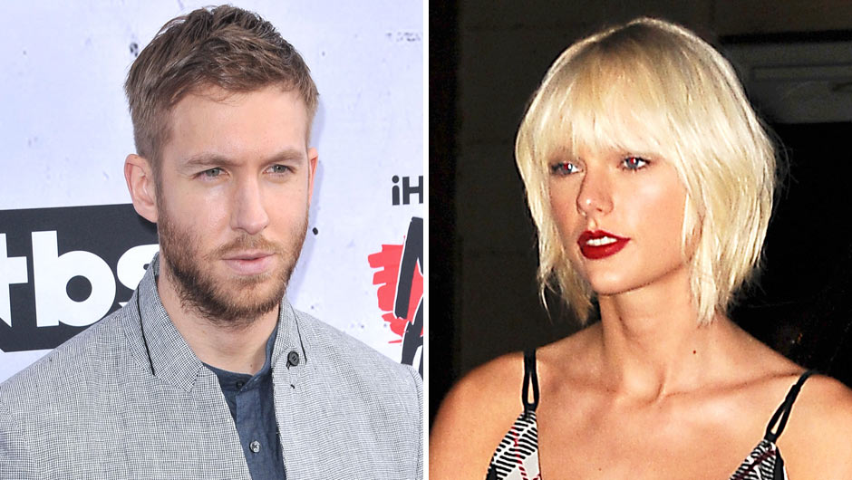 Calvin Harris Goes To Twitter War With Taylor Swift