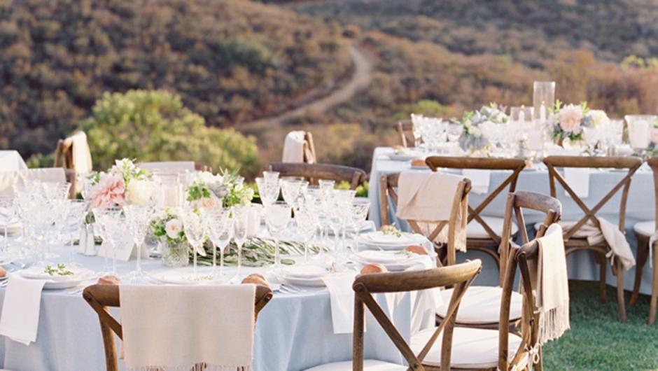 Over The Top Wedding Ideas