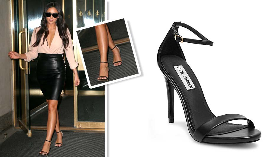 41abe490f07e Shay Mitchell Wears Steve Madden Shoes