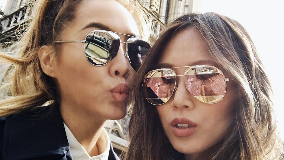 We're Calling It Now--These Sunglasses Are Going To Be Everywhere This Summer