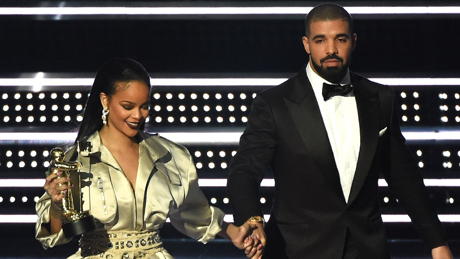 Drake Presents Rihanna At The 2016 MTV VMAs