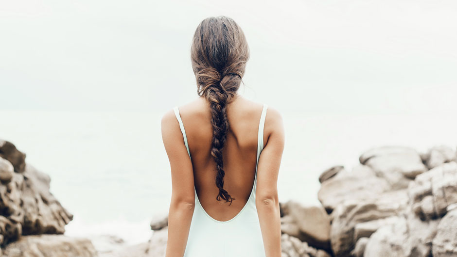 Why You Should Be Swimming With Your Hair In A Braid
