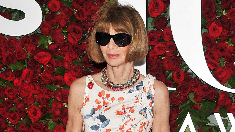 Watch Anna Wintour Do Stand-Up Comedy Because She's Actually Pretty Funny
