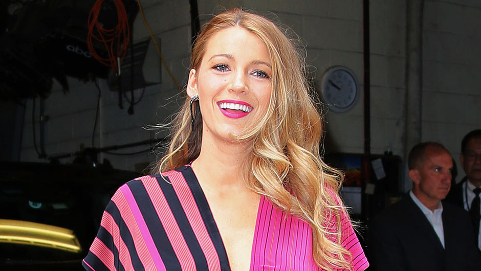Blake Lively Secrets About Her Diet
