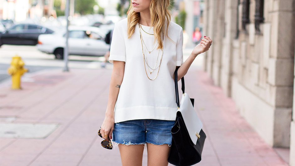 Summer's Best Denim Shorts Under $50: Ripped, High-Waisted, More