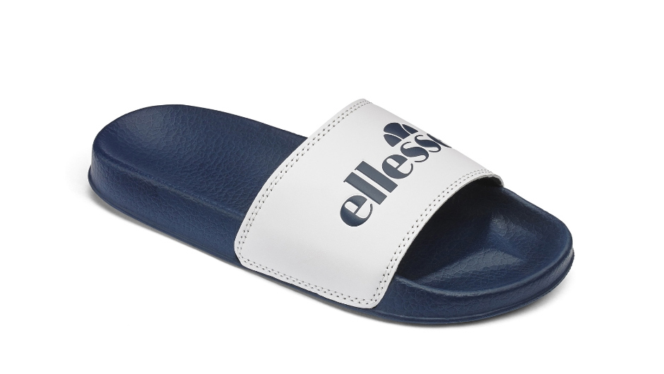 I Haven't Stopped Wearing These Ellesse Slides Since I Got Them--They're <em>That</em> Comfortable